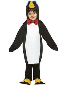 Kostuum pinguin voor kinderen