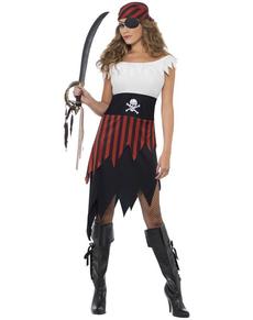 Piraat Meid kostuum