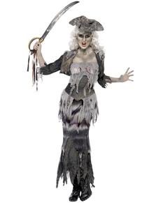 Spookschip Piraat kostuum
