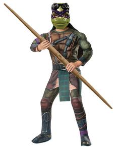 Kostuum gespierde Donatello Ninja Turtles movie voor jongens