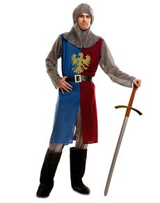Kostuum middeleeuwse prins voor mannen
